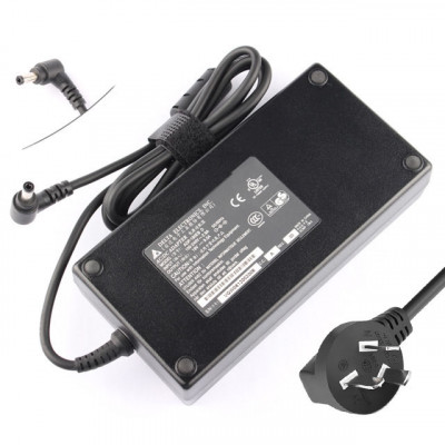 180W AC Adapter Charger for Aorus X3 + Free Cord